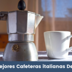 Las Mejores Cafeteras italianas